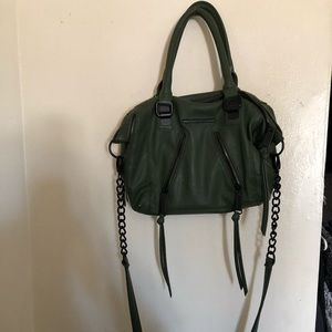Steve Madden Olive Green Bag